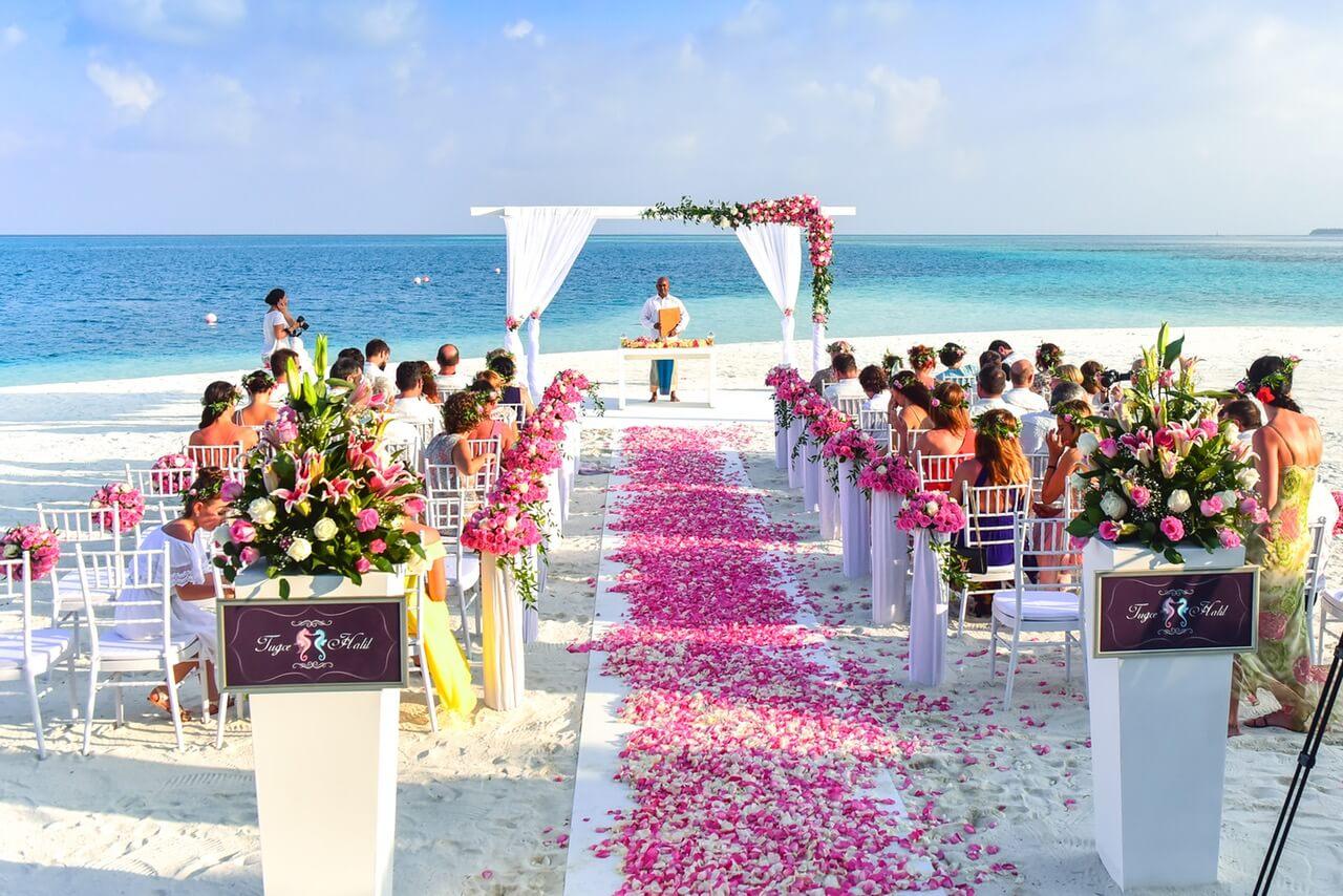 Successful Summer Wedding