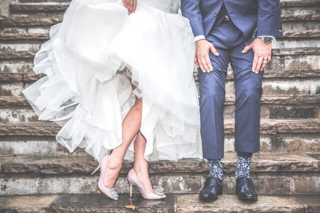 shoes for your big day