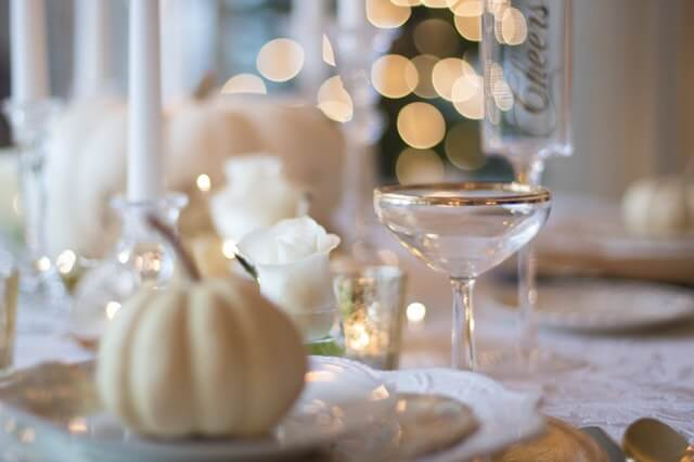 harvest-themed wedding