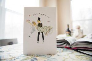 10 Unique Wedding Invitations