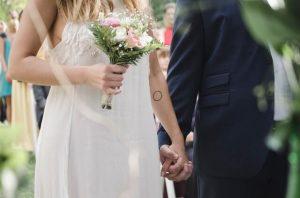 The Benefits of a Garden Wedding