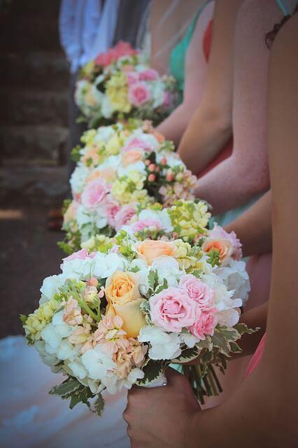 Winter Bridesmaids Dress Trends
