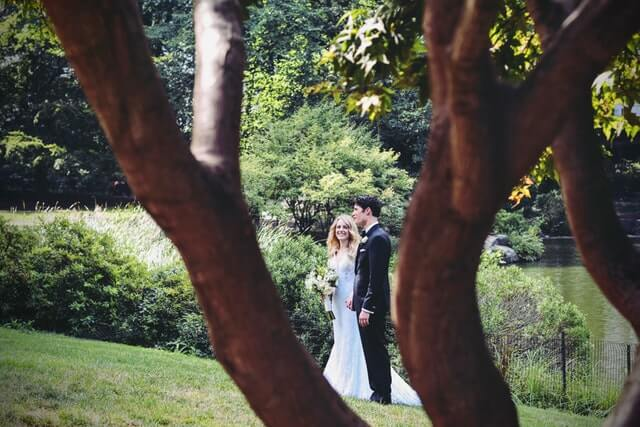 fall garden weddings