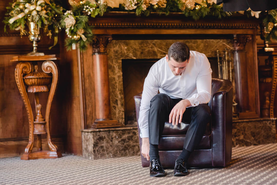 Playful Ways to Showcase the Groom's Personality with His Outfit