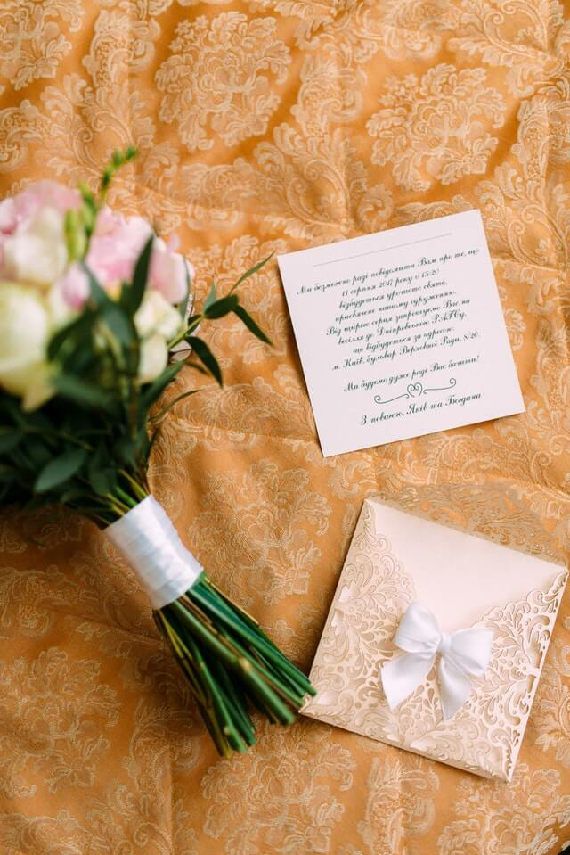 Essential Information for Your Wedding Invitation