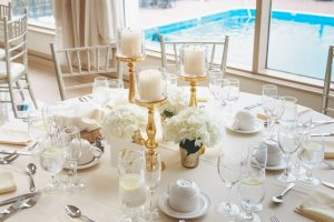 Planning a Minimalist Wedding Reception