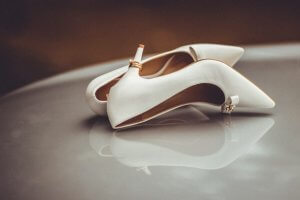 Wedding Footwear Trends